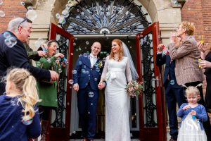 trouwen hoogeveen corona bruiloft zwolle zwangere bruid huis te echten